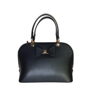 ≪BLUEEASTオリジナル≫リボンデザインハンドバッグ