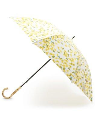 リーフプリント日傘(長傘)