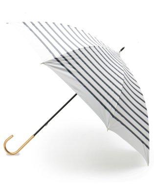 晴雨兼用マリンボーダー長傘