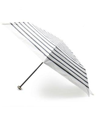 晴雨兼用マリンボーダー折り畳み傘