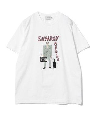 BEAMS / Sho Miyata Sunday Morning T-shirt