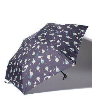 気球柄折りたたみ傘 雨傘