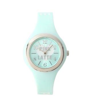 ラバーミルキーラブ 腕時計