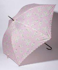マーガレット柄軽量長傘 雨傘