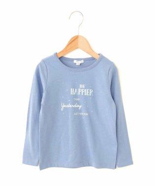 [140-150]ロゴプリントTシャツ