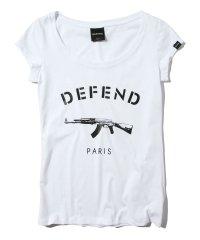 DEFEND PARIS(ディフェンド パリス) PARIS BASIC Tシャツ