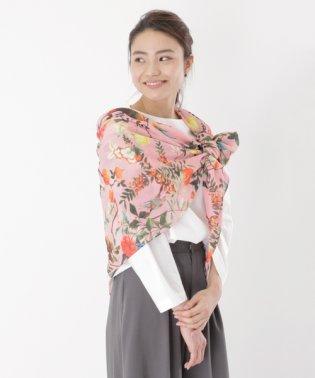 【RODESKO】ボタニカルスカーフ