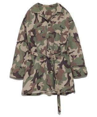 シャツライクワークジャケット