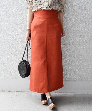 Khaju:スリットタイトロングスカート