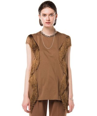 FRINGE LONG TOPS