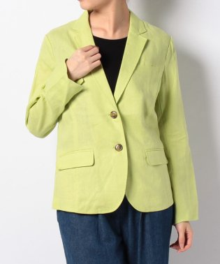 FRENCH LINEN BLAZER