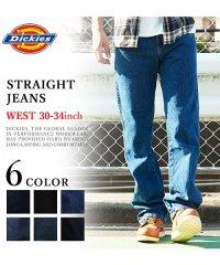 ディッキーズ dickies #14293 レギュラーストレート6-ポケットジーンズ