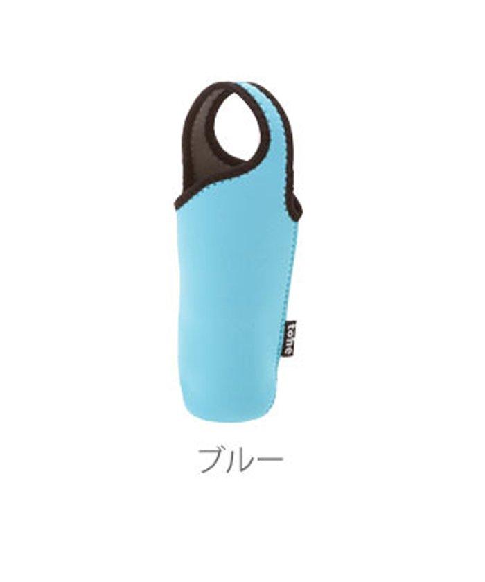 (BACKYARD/バックヤード)ボトルカバー #TC−01/ユニセックス ブルー系1