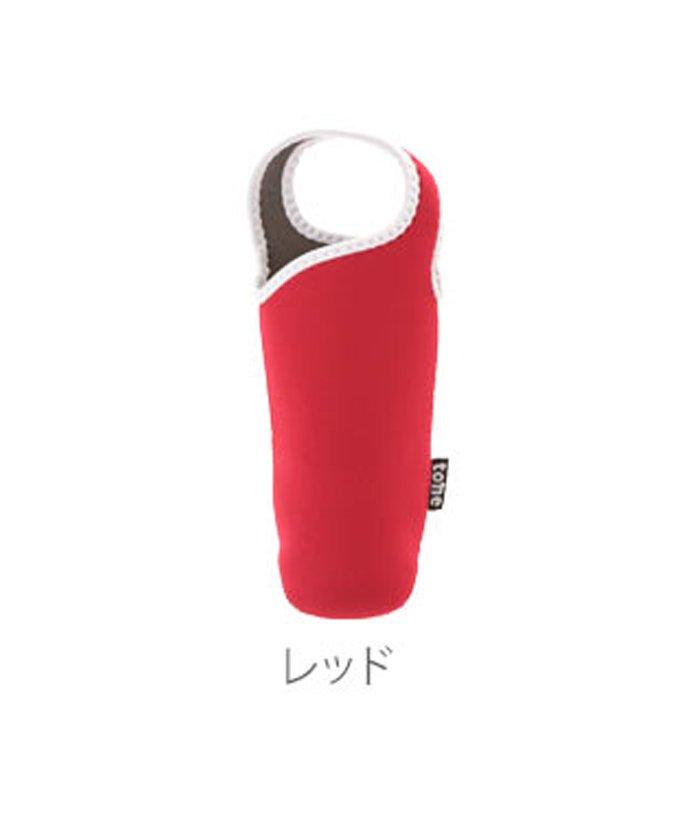 (BACKYARD/バックヤード)ボトルカバー #TC−01/ユニセックス レッド