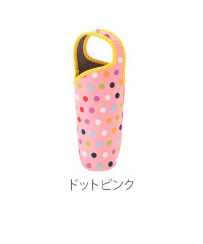 (BACKYARD/バックヤード)ボトルカバー #TC−01/ユニセックス ピンク