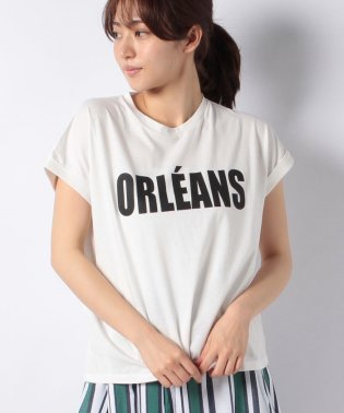 ORLEANSプリントTee