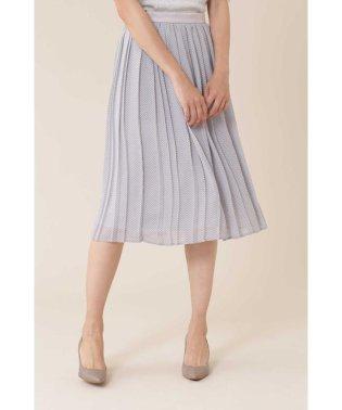 《Purpose》ヘリンボンプリントスカート