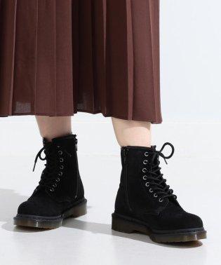 Dr.Martens × Ray BEAMS / 別注 スエード 8eye ブーツ