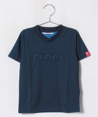 CROCS半袖無地Tシャツ