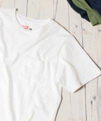 ヘビーウェイト半袖ポケットTシャツ