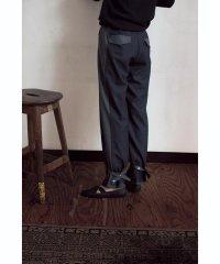 RBS / 裾ベルト バイカラー パンツ