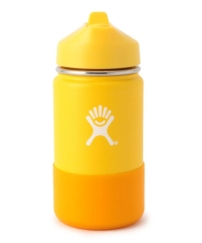 (SHIPS KIDS/シップスキッズ)HydroFlask:12OZ WIDE MOUTH KID【SHIPS別注】/レディース イエロー