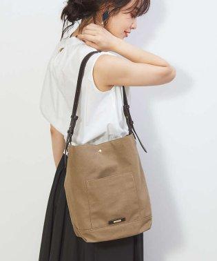 【販売店舗限定】キャンバスショルダートートバッグ