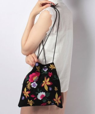 Embroidery Purse Bag