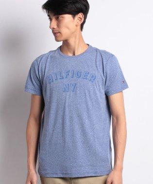 NYロゴヘザーTシャツ