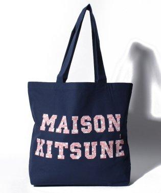 Maison Kitsune  CANVAS BAGS