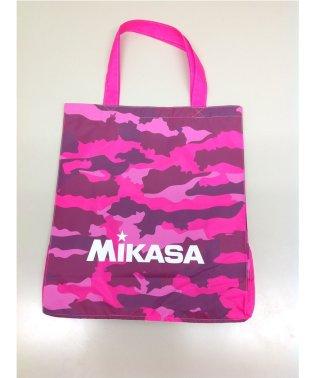 ミカサ/レジャーバックカモ柄ピンク