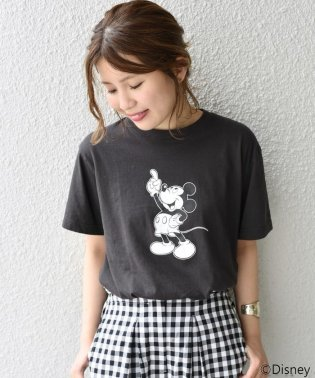 LOVALOT×Khaju:ミッキーマウス/Tシャツ