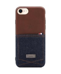 〈Kajsa〉Denim Pocket Backcase
