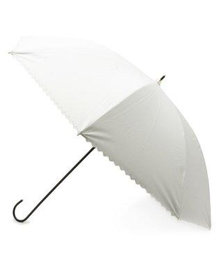 ピンストライプ長傘