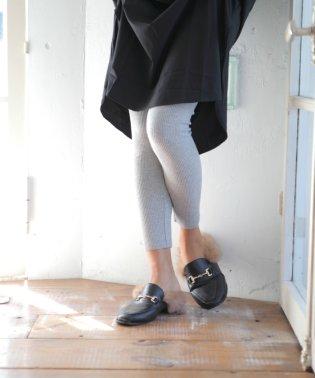 履き心地抜群♪リブレギンス スパッツ ボトムス パンツ 足長効果 スリム効果 レディース スキニー パンツ ブラック グレーネイビー ルームウェア 部屋着 ヨガ