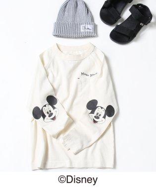 【coen キッズ / ジュニア】コーエン限定Disney(ディズニー)MICKEY(ミッキー)ロングTシャツ(ロンT)