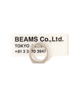 BEAMS / プレートリング(スマホ用)
