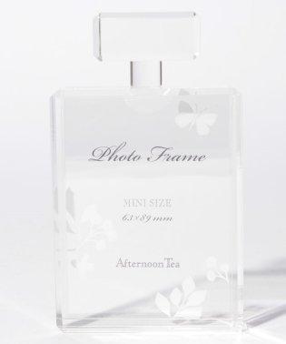 香水瓶型フォトフレーム