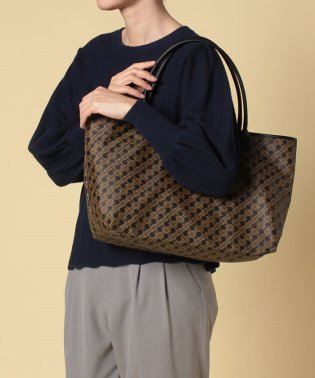 GHERARDINI ゲラルディーニ BAHIRA SOFTY FASHION BAG GH0250 TABACCO MOKA