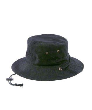 UVカット 帽子 レディース ツバ広 サファリハット