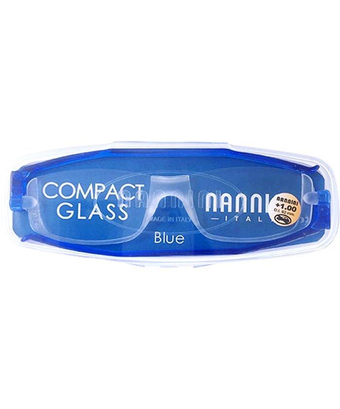 (BACKYARD/バックヤード)NANNINI ナンニーニ コンパクトグラス2/ユニセックス ブルー