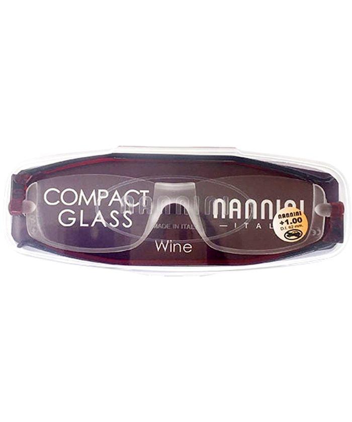 (BACKYARD/バックヤード)NANNINI ナンニーニ コンパクトグラス2/ユニセックス ワイン