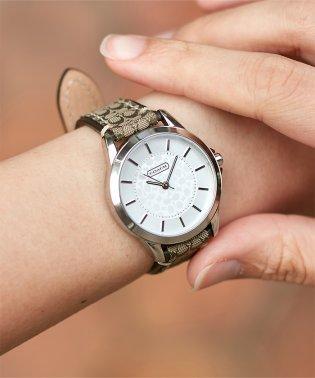 COACH レディース時計 クラシックシグネチャー 14501525