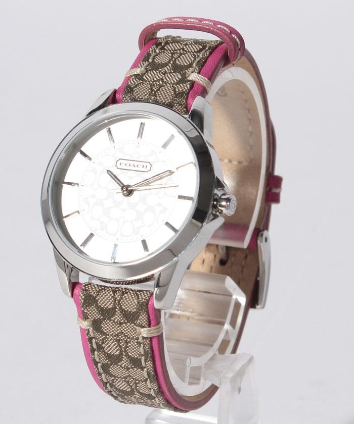 COACH レディース時計 ニュークラシックシグネチャー 14501543