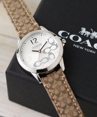 COACH レディース時計 ニュークラシックシグネチャー 14501620