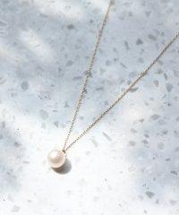 【WEB限定】drop pearlネックレス