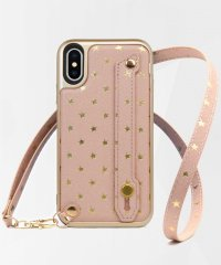 〈Kajsa/カイサ〉iPhone X / iPhone XS / iPhone XS MAX Starry Straps Back case