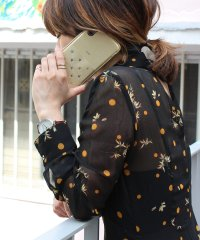 〈Kajsa〉iPhone X Star Pocket Backcase