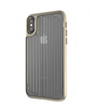 〈Kajsa/カイサ〉iPhone XS / iPhone X Trans Shield case/トランスシールド ケース