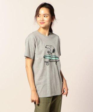 SURF&SKATEスヌーピーTシャツ